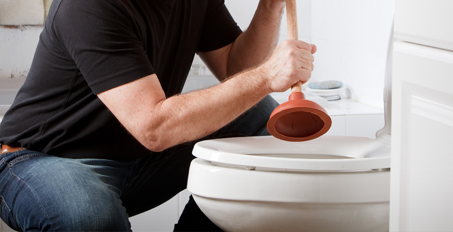 Eco-friendly Ways To Unclog a Toilet