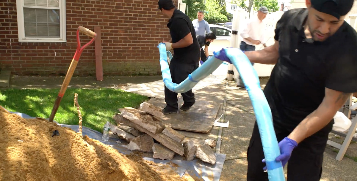 Trenchless Sewer Line Repair In Long Island and New York